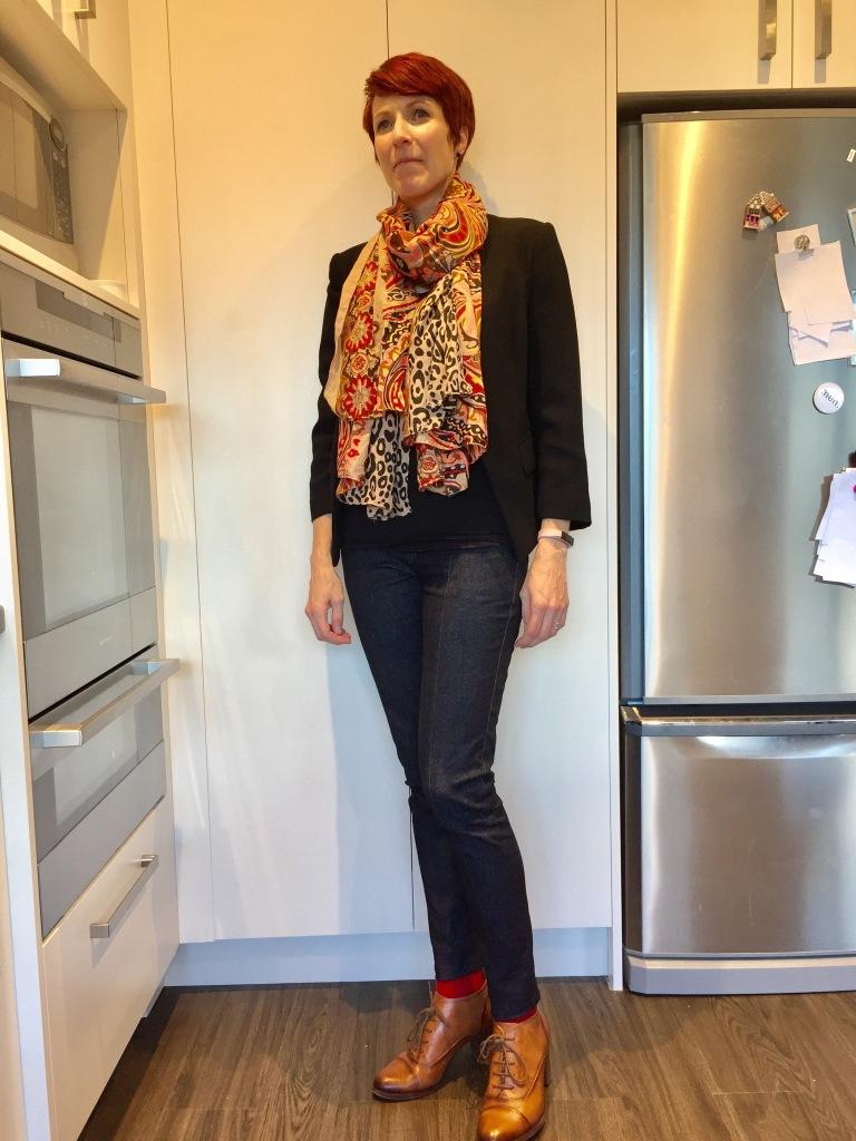 Kristina's Style Jamie jeans